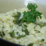Lemon & Broccoli Risotto