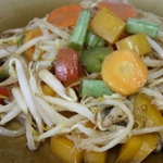 Colorful Bean Sprout Salad
