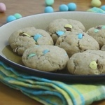Mini Eggs Buttery Cookies