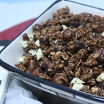 Triple Chocolate Hazelnut Granola