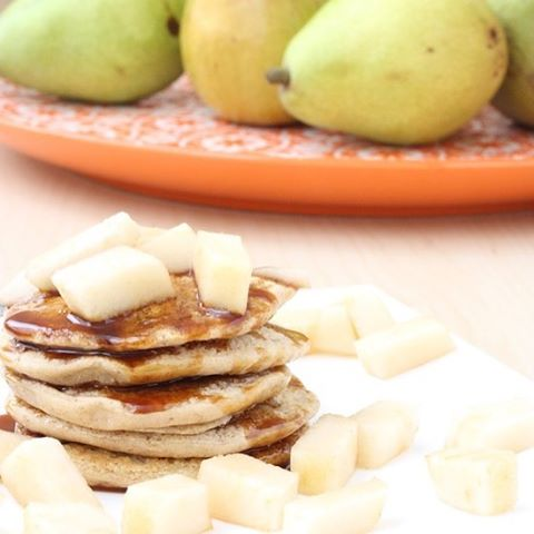 New recipe ontheblog Quick amp Easy Spelt Pancakes! They wonthellip