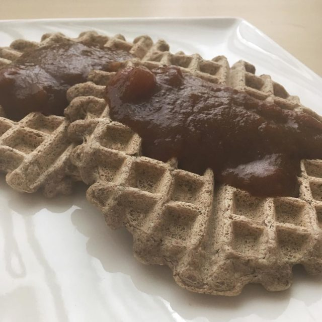 Birthday breakfast waffles breakfast vegan vegetarian whatveganseat plantbased plantpower foodhellip