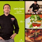 Let's Cook! App Review, Pasta Recipe and Olive Oil Giveaway