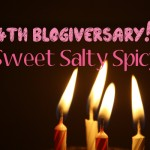4th Blogiversary! – Chocolate Hazelnut Cupcakes