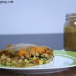 Vegan Sweet Potato Shepherd's Pie with Gravy (oil-free, gluten-free)