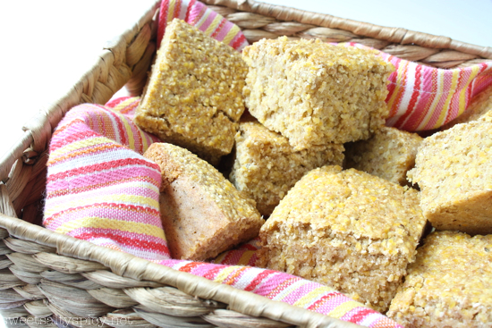 Whole-Grain Vegan Cornbread