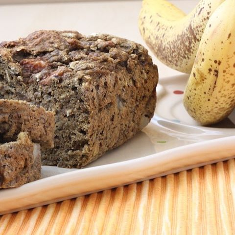 Latest recipe ontheblog  Pear Oatmeal Banana Bread Easy tohellip